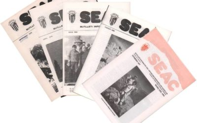 Digitalitzats i disponibles per la seva consulta tots els butlletins de la SEAC i el CEC a